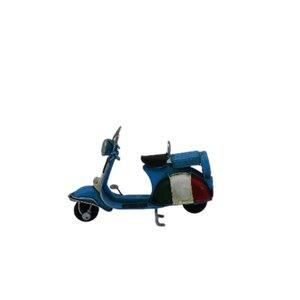 Vespa blu