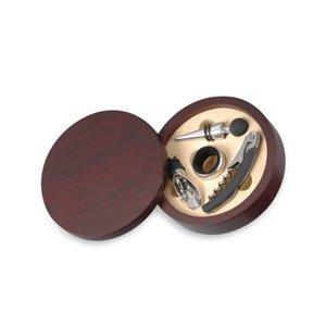 Set Accessori Legno cilindrico AV414
