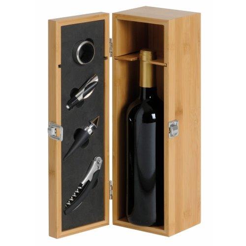 Cassetta con accessori vino CL1001