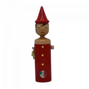 Pinocchio Salvadanaio Rosso...