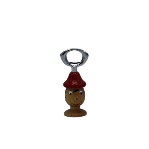 Pinocchio Stappa bottiglie 12cm